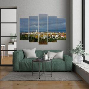Wall Art - 100x150 - 5 Τεμάχια