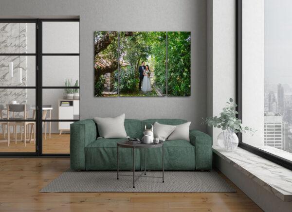 Wall Art - 70x100 - 3 Τεμάχια